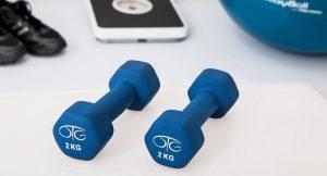 Łagodny trening mięśni